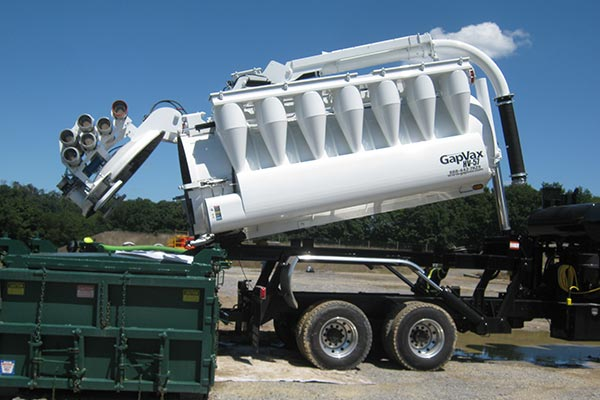 Frac tank cleaning company